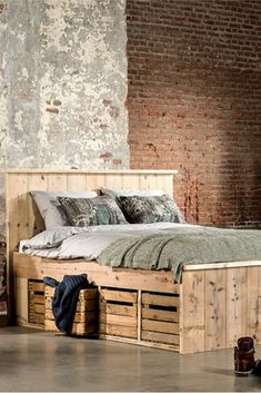 Bedroom, Wood, Profile, Posts, Furniture, Website, Decoration, Home Decor, Interiors