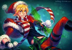 Ezreal from League of Legends ;3