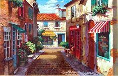 Provence ~ Anatoly Metlan