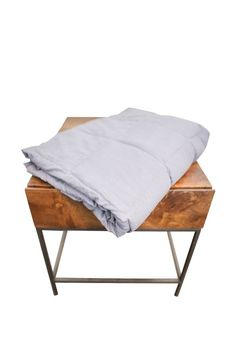 Pewter Weighted Blanket