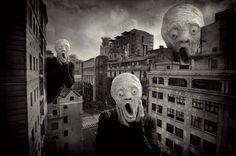 Shanghai Orphans - Art Photography by Maleonn
