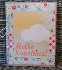 Simple stories card