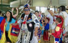Tunica Biloxi Indian Pow Wow - learn more about the history of the Tunica Biloxi tribe and experience a powwow #onlylouisiana