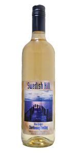 The perfect blend of two Finger Lakes premium varietals! Gold Medalist!
