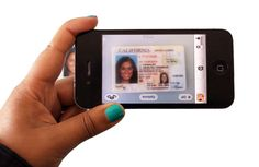 Always have your ID with you and other handy tips using your phone's camera