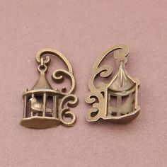 Find More Charms Information about 50pcs 34*21mm diy european bracelet Plated Bronze birdcage Animal fashion Alloy charm for necklace Pendant Jewelry Findings,High Quality charm bracelet jewelry box,China charm bracelet Suppliers, Cheap charms clock from Playful beauty department store on Aliexpress.com