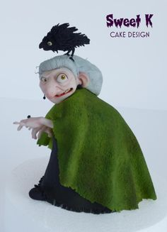 The Witch - Cake by Karla (Sweet K)
