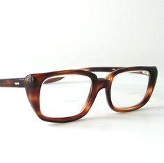 vintage frames eyeglasses brown tortoise shell glasses ...