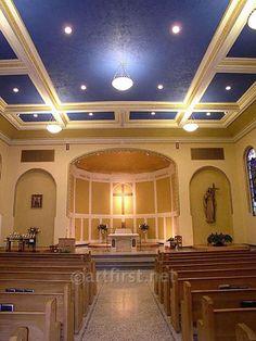 Like The Ceiling, Looks Celestial Church News, Design Color, Studio Design,  Best