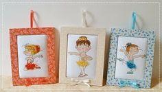 La beneficenza dei Folletti Laboriosi: Tre dolci ballerine! 2010