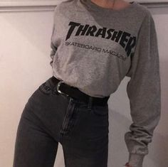 Nice outfit for RENT - Interessantes Outfit - - Outfits - Mode İdeen Indie Outfits, Teen Fashion Outfits, Retro Outfits, Cute Casual Outfits, Stylish Outfits, Fall Outfits, Fashion Belts, Womens Fashion, Style Fashion