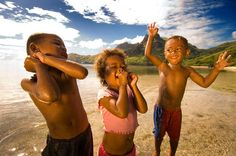 The South Pacific Nation of #Fiji! #travel #kids #photography