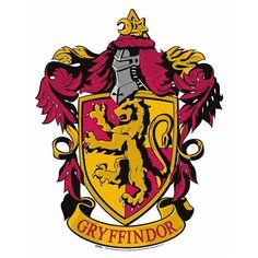 Decoración de pared Emblema Gryffindor Harry Potter 61cm | Miles de Fiestas
