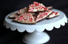 Barefoot and Baking: Peppermint Bark