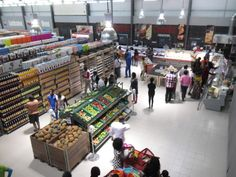SPAR expands into Angola with mixed use store and restaurant format - Retail Design World
