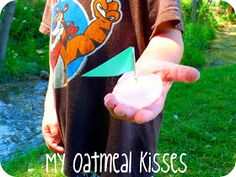 My Oatmeal Kisses: Ice Boats