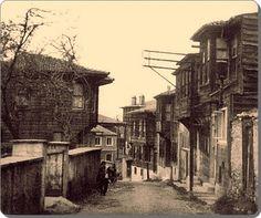 Salacak iskele sokak - 1964
