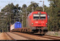 RailPictures.Net Photo: 4719 Caminhos de Ferro Portugueses CP Siemens 4700 at Aveiro, Portugal by Pedro Sabino