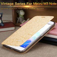 meizu m3 note cover silicon soft flip mofi fundas meizu m3note phone bag 5.5inch meizu m3 note case 3gb pro cases and covers