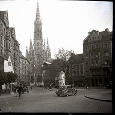 Haidhausen, St. Johann Baptist Church, ca. 1940