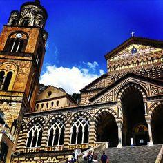 Amalfi Coast  Church