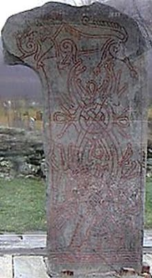 The Wonder of Runes: Runes 101 - Runes in History - The Vang Stone
