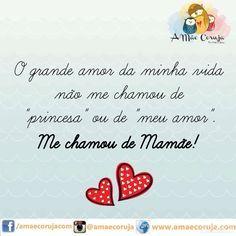 Mães - Filhos - Maternidade  A Mãe Coruja | www.amaecoruja.com