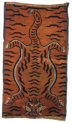 1000 images about tibetan tiger rugs on pinterest tiger rug tigers and tibet. Black Bedroom Furniture Sets. Home Design Ideas