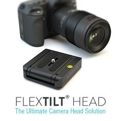 The Ultimate Camera Head Solution!