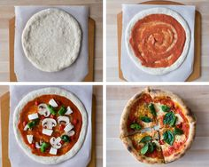 Sourdough Pizza Dough and Recipes | the perfect loaf