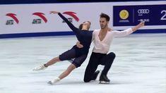 Papadakis & Cizeron Free Dance 119.33 WORLD RECORD Cup of China 2017 Eur...