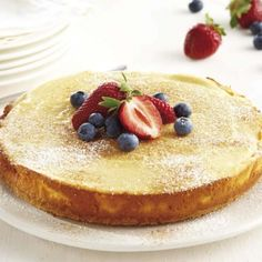 Perfect Cheesecake #Recipe #PerfectItaliano #myfoodbook
