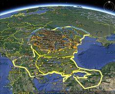 1545910_575495709205099_1168342498_n History Page, History Facts, Our Country, Historical Maps, Memento Mori, Macedonia, Albania, City Photo, Arya