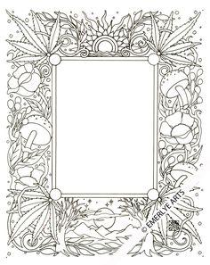 120905abundantherblinewmkwebjpg 793 adult coloring pagescoloring