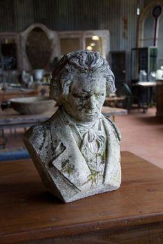 1stdibs | Vintage Composite Bust of Ludwig van Beethoven