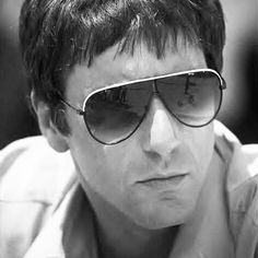 f8a2ee13918d  TBT to the great  AlPacino in  Scarface rocking this pair of shades from