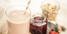 PB Smoothie | Blendtec ---> http://www.blendtec.com/recipes/peanut_butter_jam_smoothie