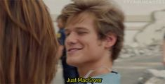 """""""Just MacGyver"""" Just look at that grin :)"""