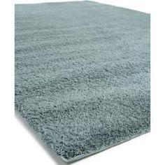 Shaggyteppich Hochflor Teppich Langflor Teppich Shaggy Teppich H.blau 4 Größen