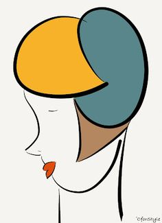 hat fashion Illustrations, Hats, Fashion, Moda, Hat, Fashion Styles, Illustration, Fashion Illustrations, Hipster Hat