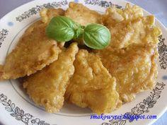 Smakowy Raj - blog kulinarny: Kurczak Szu - Szu Snack Recipes, Cooking Recipes, Polish Recipes, Ham And Cheese, Hummus, Peanut Butter, Food And Drink, Chips, Chicken