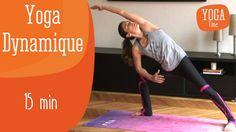 Que vous soyez très souple ou pas du tout, suivez Hélène Duval, professeur de Yoga dynamique à Paris et fondatrice de la marque YUJ, dans cette séance de 15 minutes de Vinyasa Yoga.