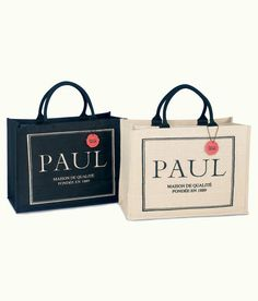 Jute bag is our biggest standard bag. Designed for top retailers, it has also been a tremendous success in stately homes and fine food stores that need a flagship bag. www.canby.co.uk