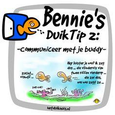 Bennie's duiktip nr.2