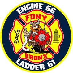 FDNY Engine 66- Ladder 61