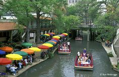 River Walk ~ San Antonio, TX