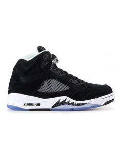 on sale 5f370 477be Nike Air Jordan 5 Retro Oreo Black Cool Grey White Outlet Nike Air Jordan 5,
