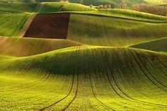 モラヴィアの大草原!【チェコ】