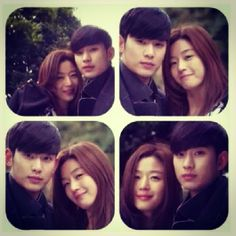 ❤Jeon Ji Hyun and Kim Soo Hyun ♡ #Kdrama // You Came From The Stars