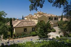 andalusian style homes | Classical Andalusian Country Estate, near Marbella | Marbella Property ...